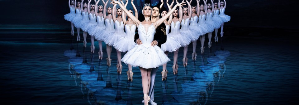 The Russian Ballet Theatre Performance of Swan Lake + Giveaway