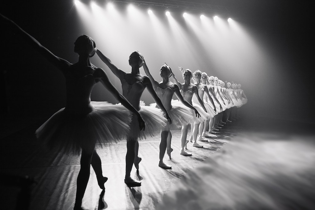 Swan Lake by Russian Ballet Theatre
