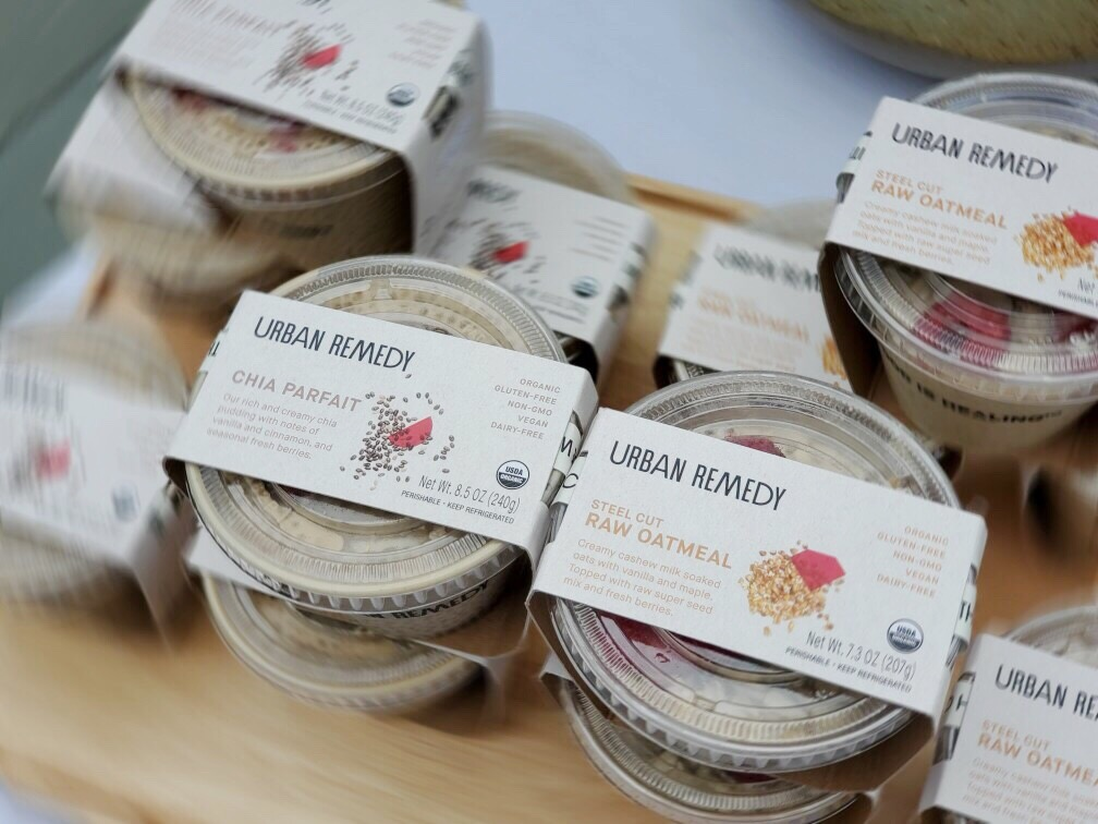 Urban Remedy Oatmeal