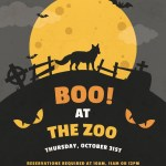 Rancho Wildlife Boo at the Zoo + Giveaway