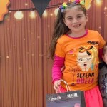 Family Fun at Legoland California Brick or Treat Party Night