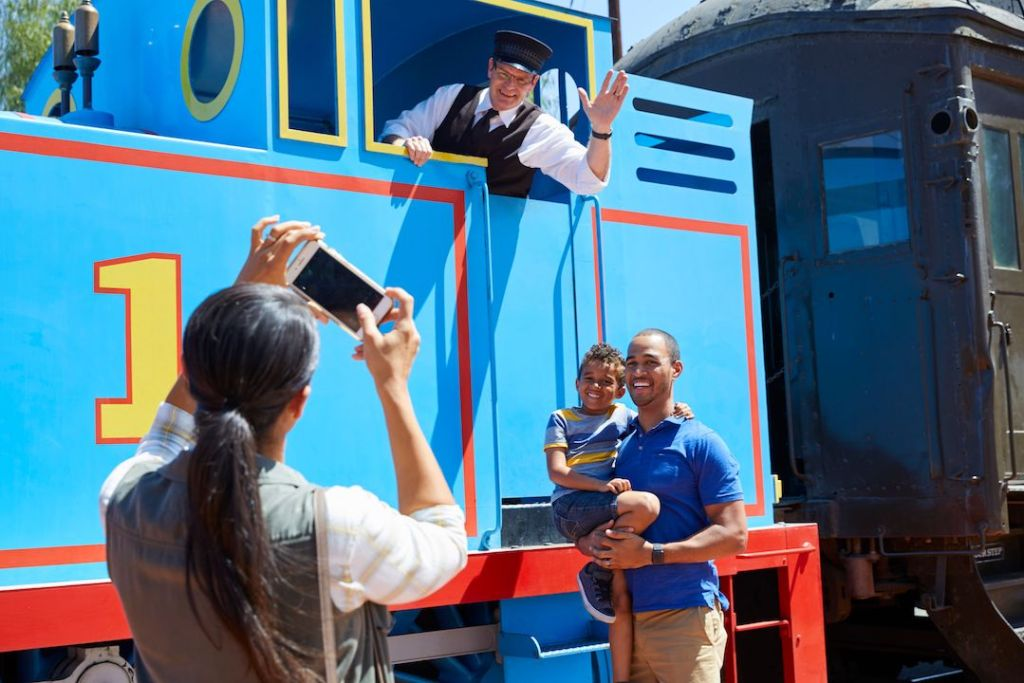 Family Fun at Day Out With Thomas