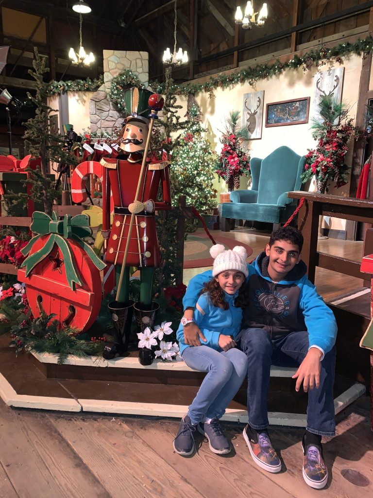Christmas at Knott's Merry Farm