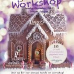 Gingerbread House Workshop at Davio's Irvine