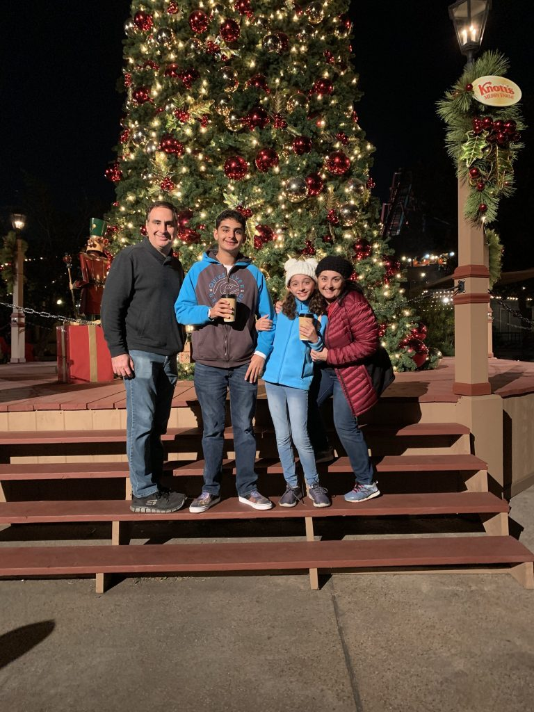 Family fun at Knott's Merry Farm