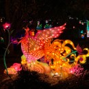 Chinese Lantern Festival at the Fairplex in Pomona