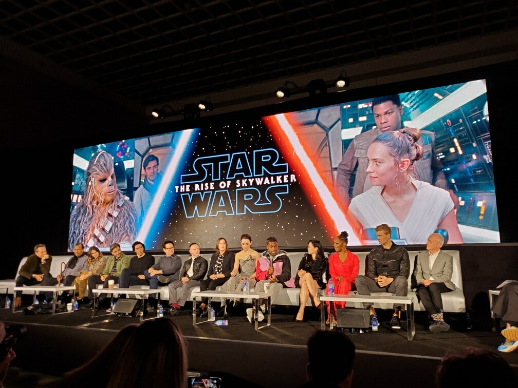 The Rise of Skywalker Cast