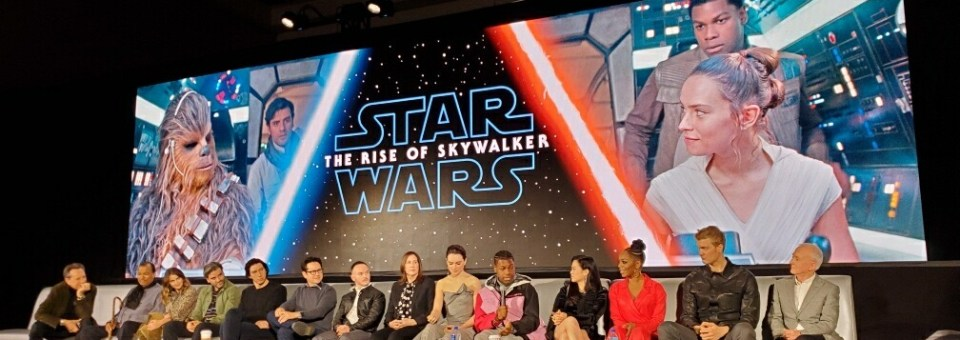 No Spoilers! Star Wars: The Rise of Skywalker Cast Talks Community and Closure