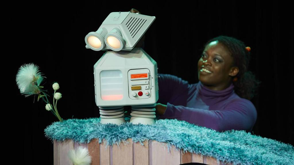 Beep at the Segerstrom Center for the Arts