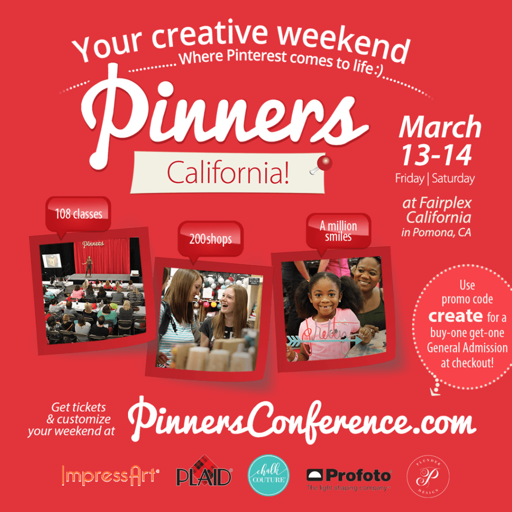 Pinners California Conference