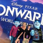 World Premiere of Disney Pixar Onward