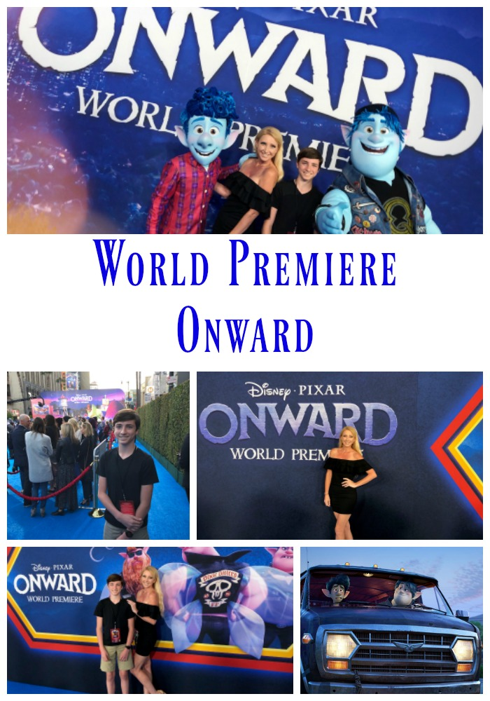 World Premiere Onward