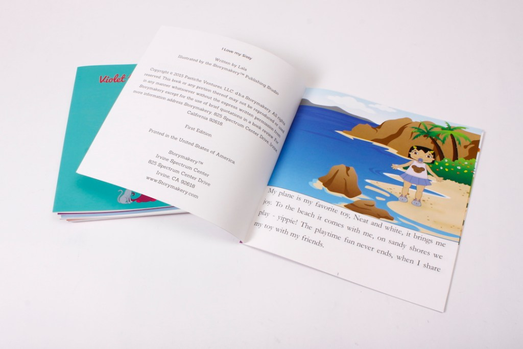 Storymakery Book