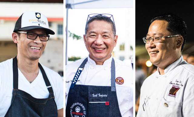 Top Orange County Chefs