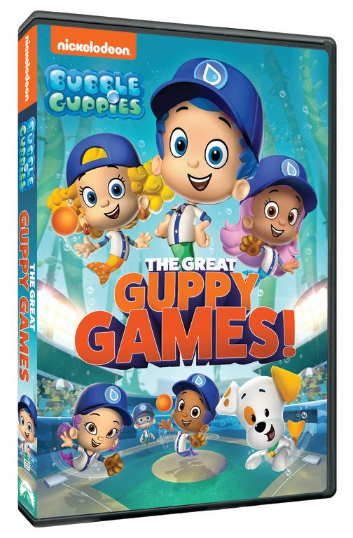 Bubble Guppies The Great Guppy Games