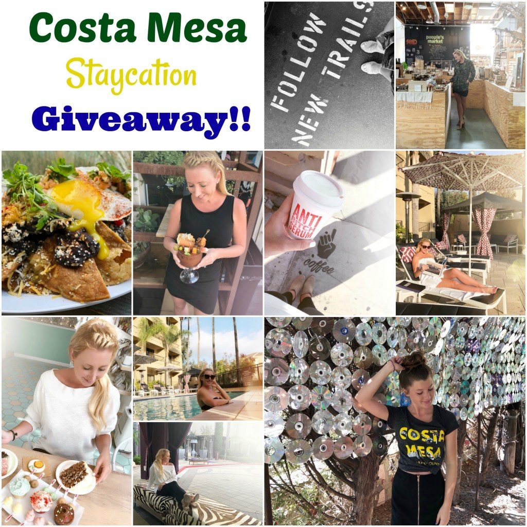 Costa-Mesa-Staycation-Giveaway