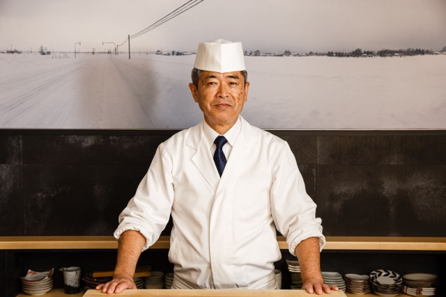 Chef from Sushi Ii