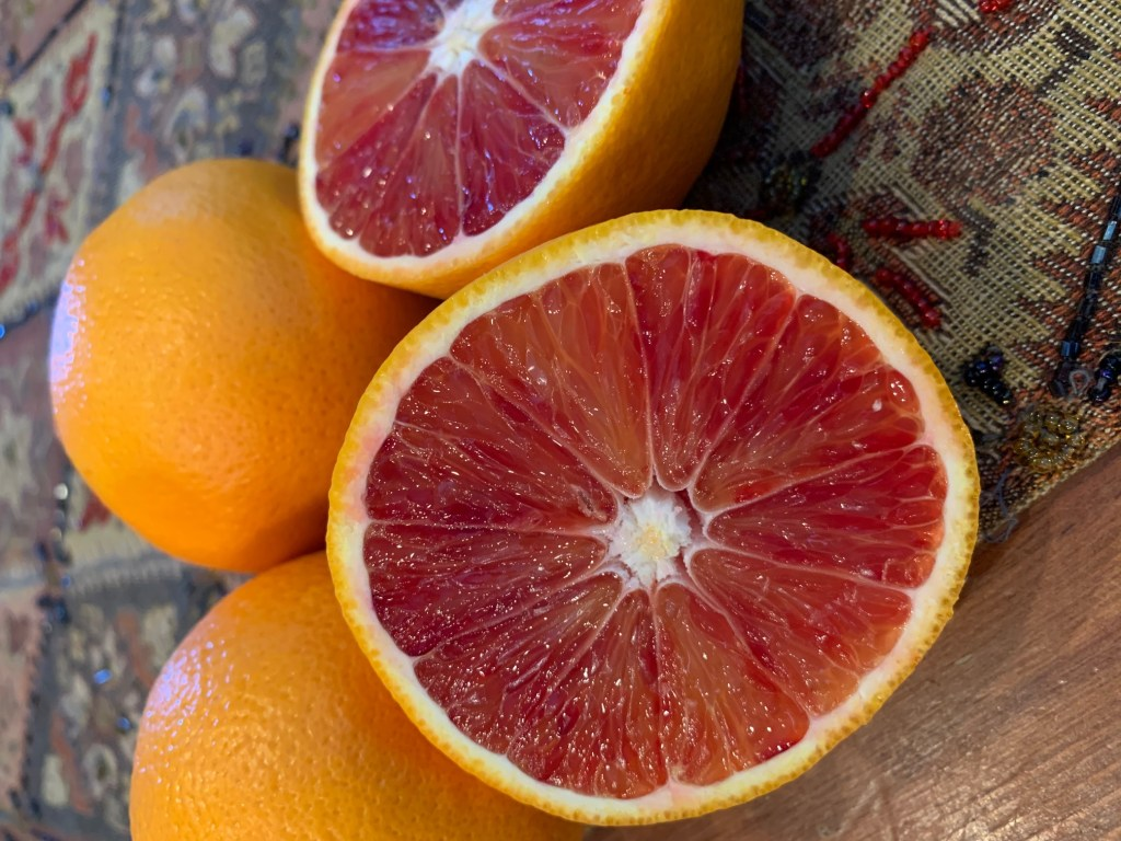 Blood Oranges from Melissa's Produce