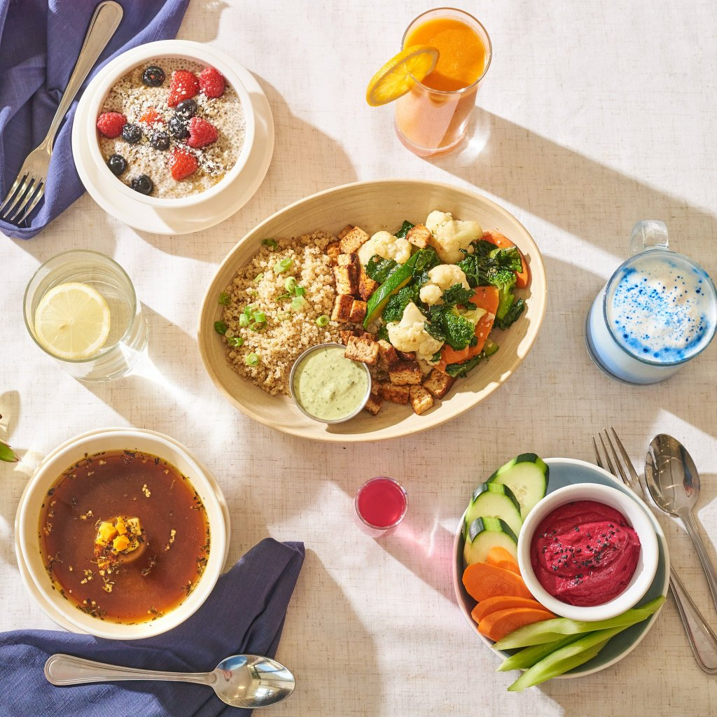 Cafe Gratitude Meal Cleanse