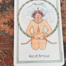 The Medicine Woman Tarot Card Message of the Day: Ace of Arrows