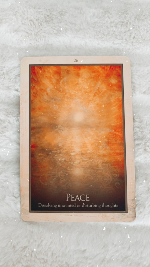Peace Gaia Oracle