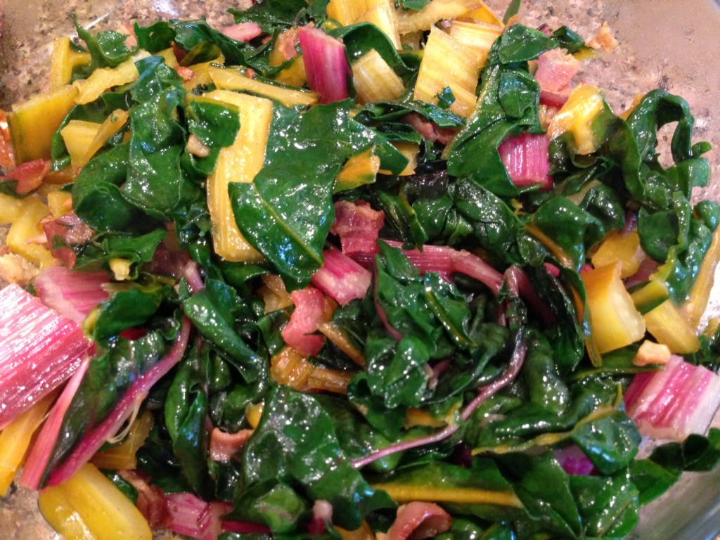 Rainbow Swiss Chard Recipe photo