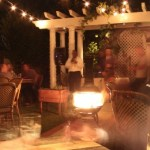 Sidedoor Expands with an Outdoor Greenhouse Patio