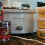 Cheesy Bean Dip Crock Pot Recipe