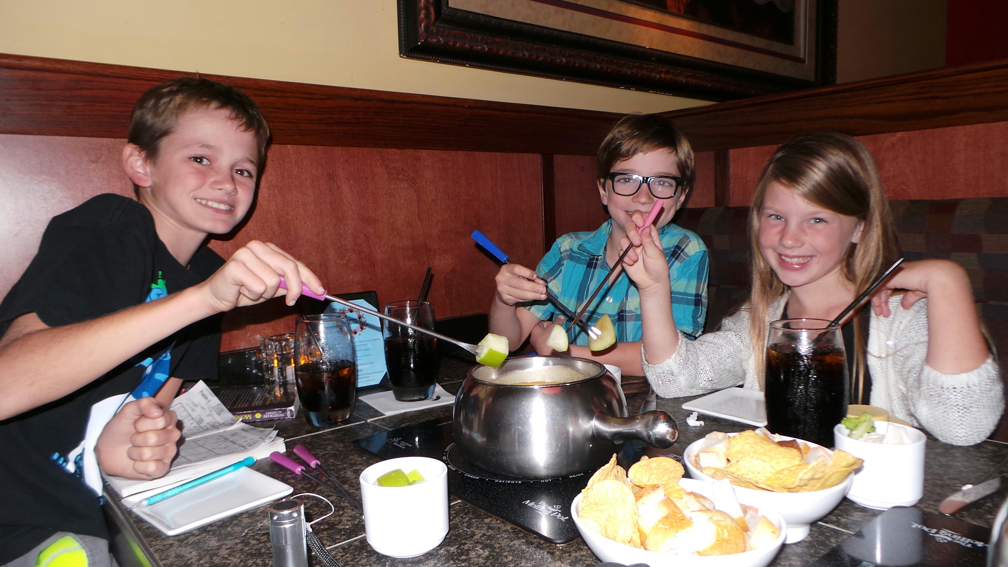 "... Orange County's premier fondue eatery with locations in Irvine and  Brea, is hosting a ""Fundue"" interactive cooking demo for kids on Sunday, ..."