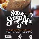 Tickets Available for Savor Santa Ana