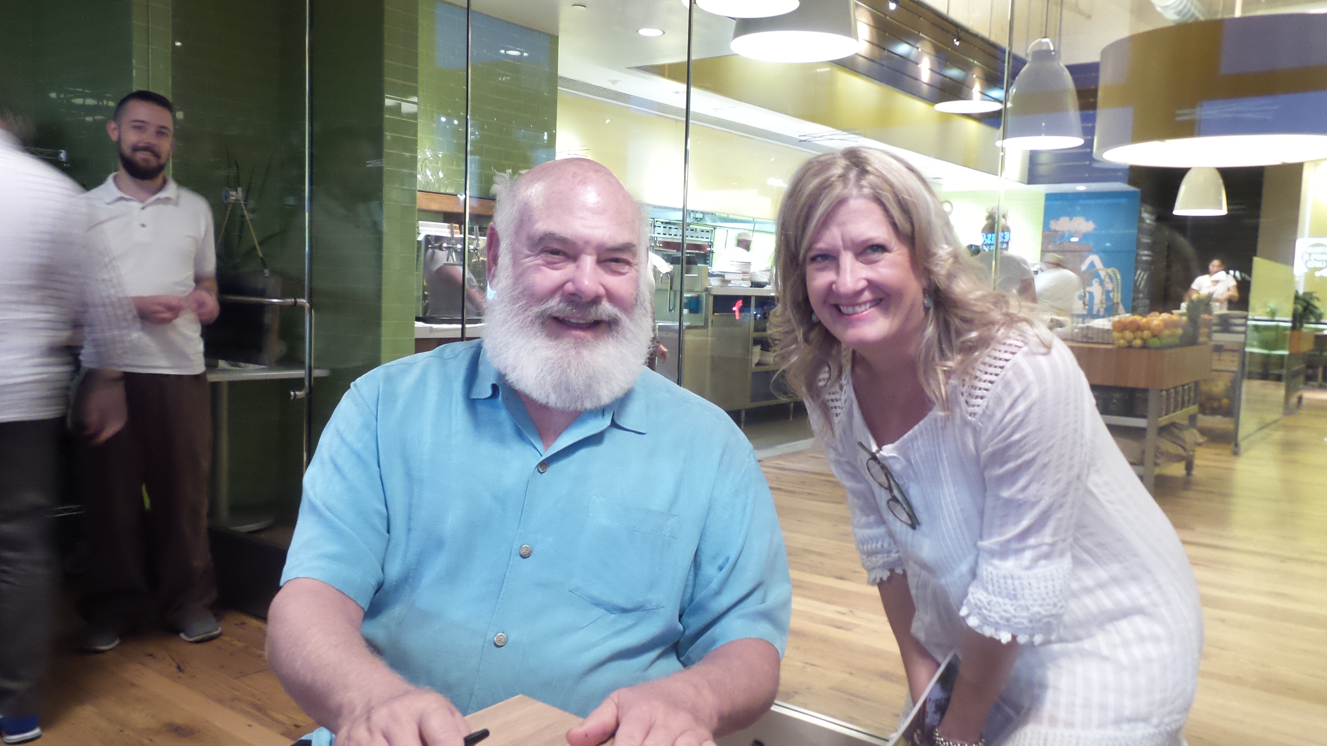 Dr. Andrew Weil and Chef Arik Markus Share True Food Recipes - OC ...