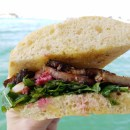 Newport Beach Duffy Boat Lunch Spot: The Trough Sandwich Kitchen