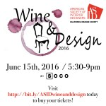 ASID's Wine + Design Event at SOCO Collection