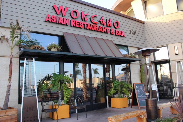 Wokcano Huntington Beach