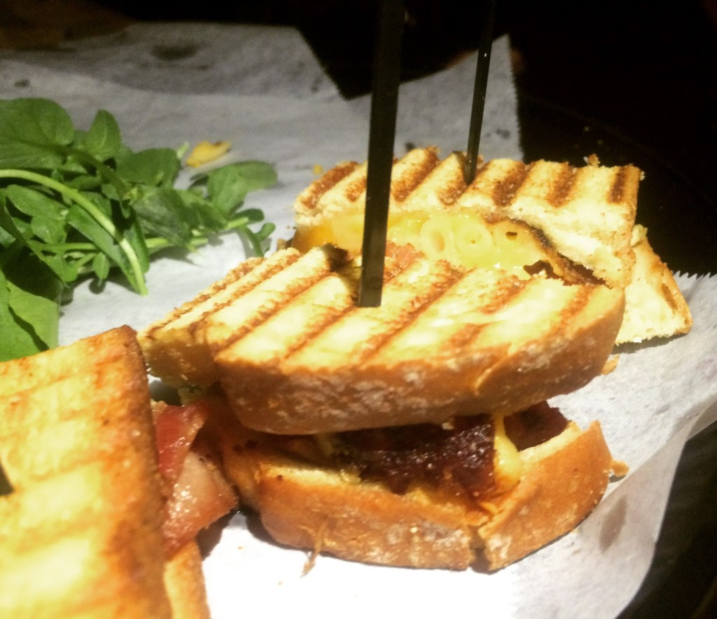 Grilled Cheese at Holiday in Costa Mesa