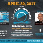 Eat, Drink, and Give at The Taste of Huntington Beach