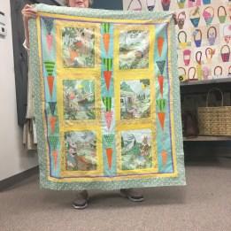 Gail: 1982 Bunny Fabric