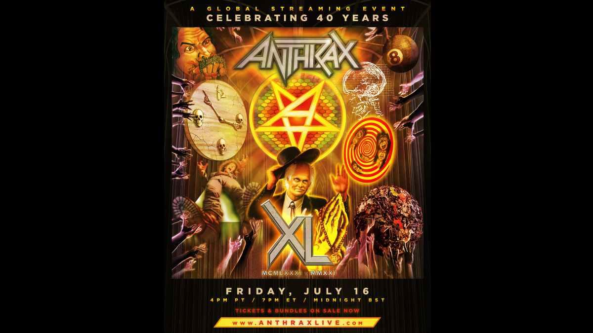 ANTHRAX 40