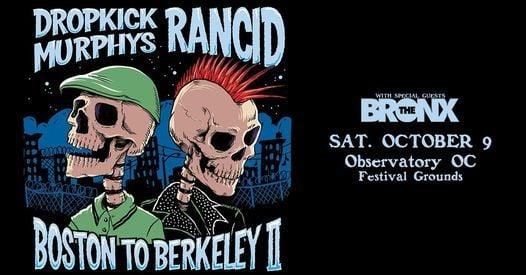 BOSTON TO BERKELEY II REVIEW