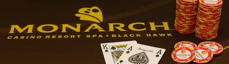 Monarch casino logo