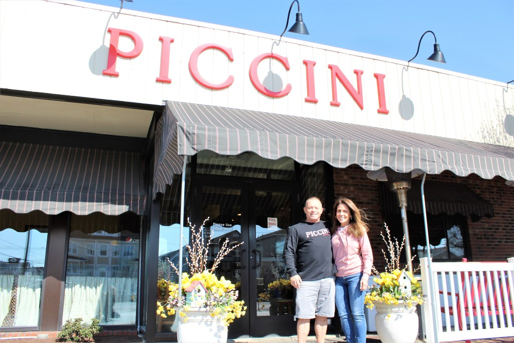 Tony and Janet Galante from Piccini