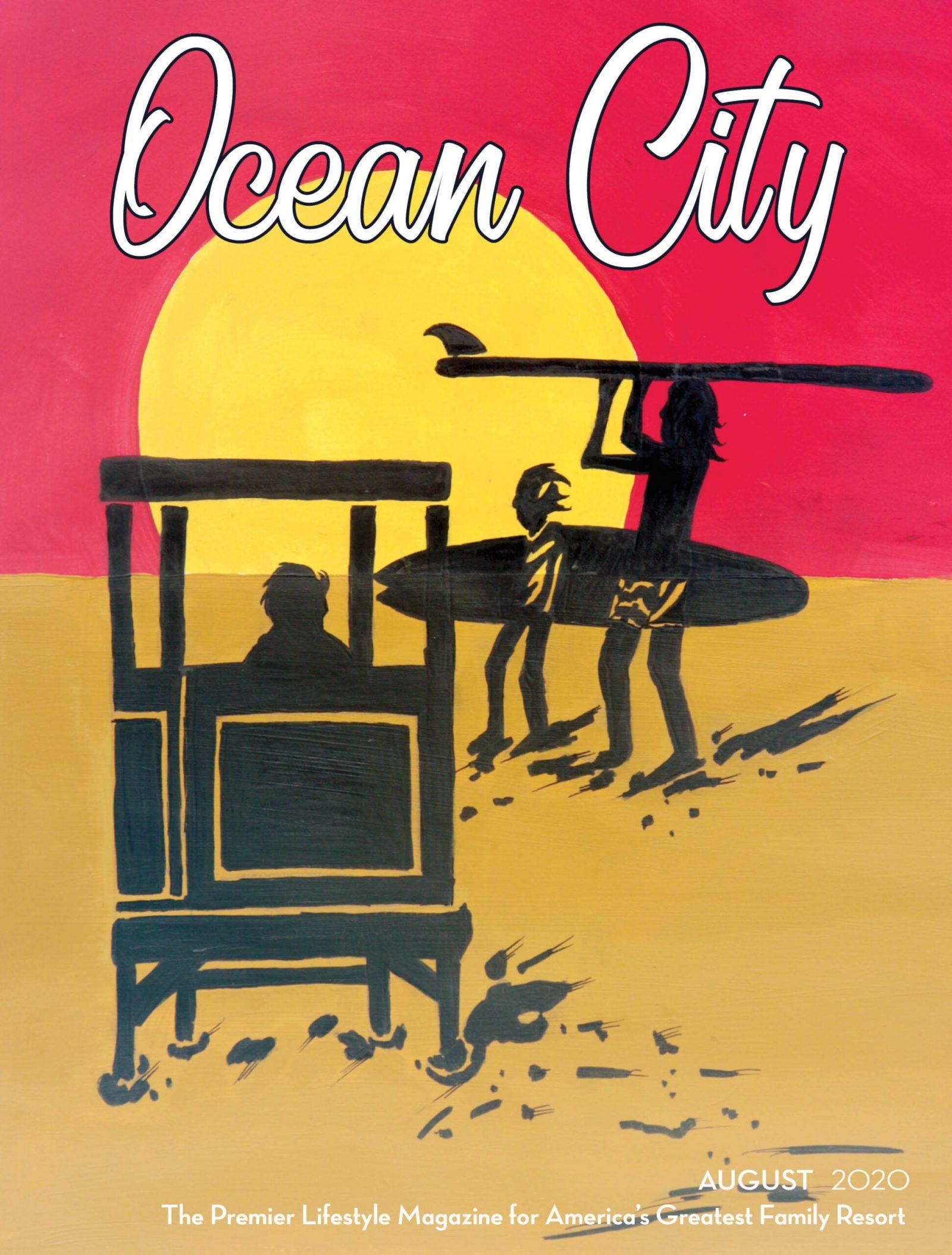 August 2020 Ocean City Magazine