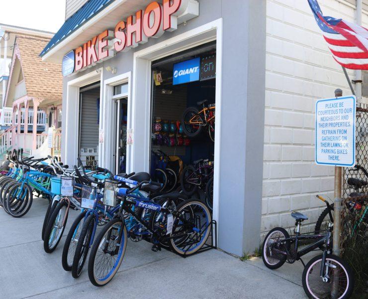 Tuckahoe Bike Shop