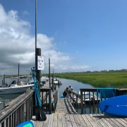Yoga at Whale Creek Marina