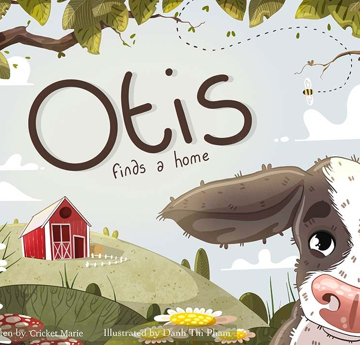 Otis finds a Home