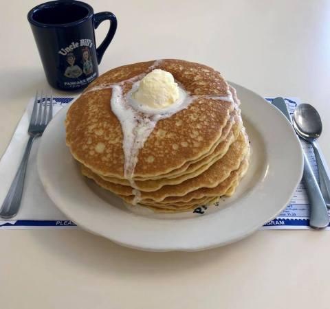 Pancakes at Uncle Bill's