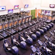Cardio Room- Greate Bay Racquet & Fitness