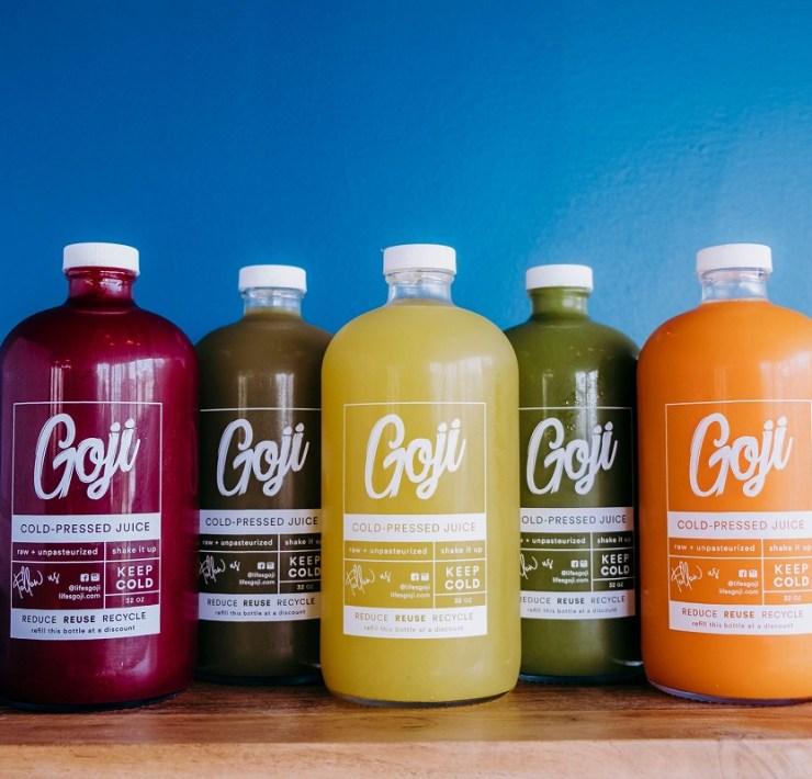 Goji Juice Bar
