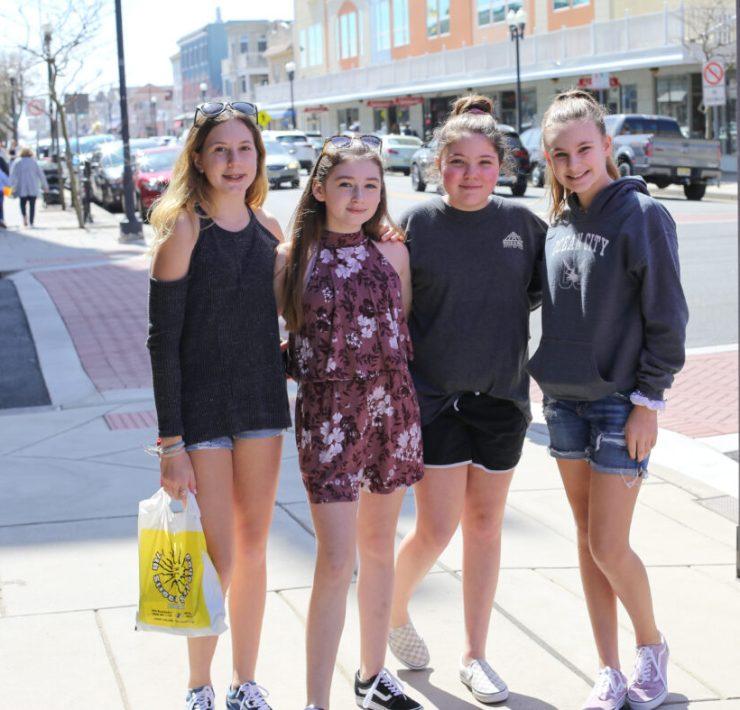 Girls Weekend Ocean City New Jersey