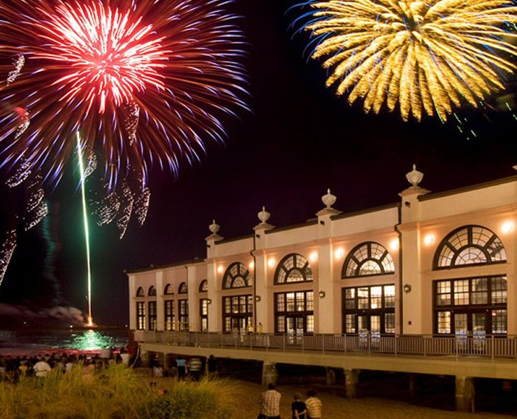 Fourth of July (courtesy of the City of Ocean City)